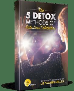 5 Detox Methods of Fabulous Celebraties [The RTD Bonus 1]