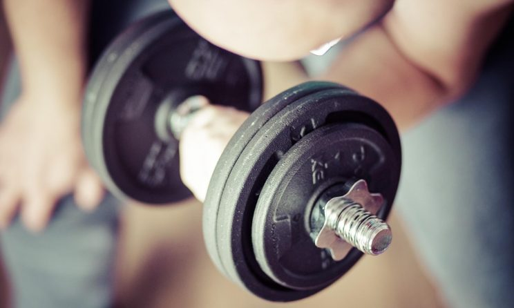 How to Workout at Home Using Hand Weights (Step-by-Step Actionable Guide)