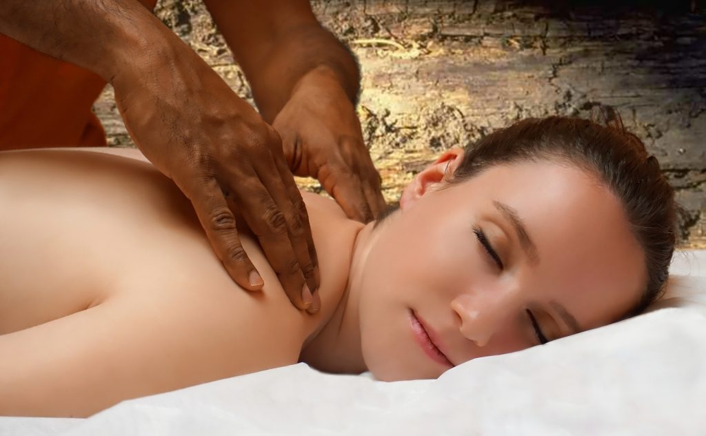 Get Rid of Sore Muscles Fast. massage. woman. relax. self love. www.blisslife.in