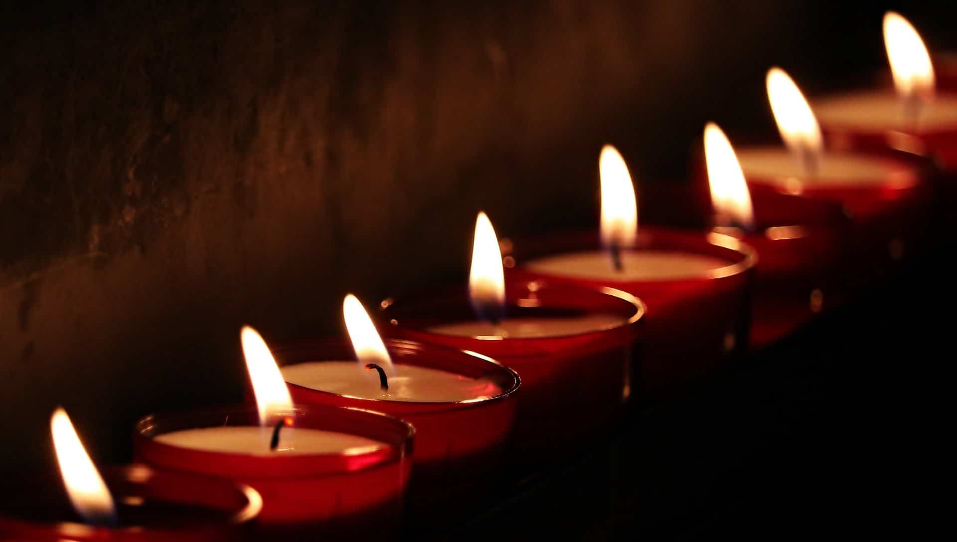 Increase Dopamine. candle light. dark light. light in the dark. www.blisslife.in