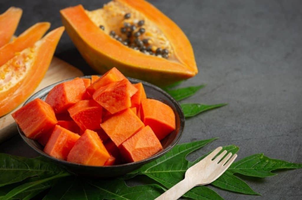 Skin Brightening Home Remedies. papaya. www.blisslife.in