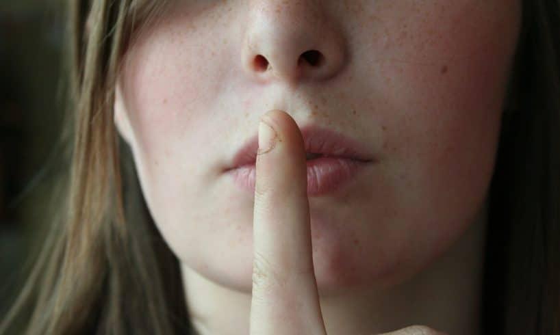 Keep Silence (blisslife.in)